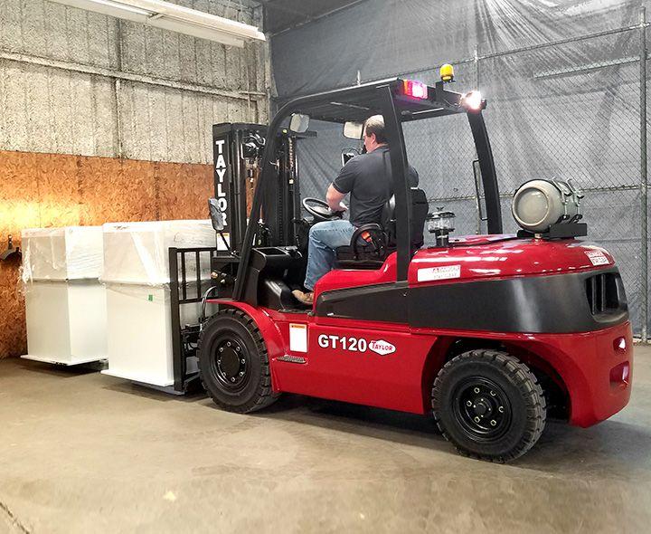 Taylor GT-120 12000 lbs / 5443 kg