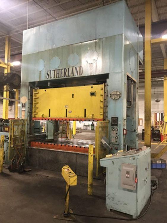 Sutherland FDP-250 250 Ton