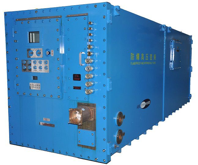 Others Explosion-proof variable frequency drive