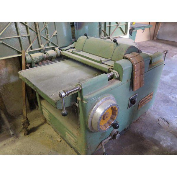 Others Combined Dressing and Thicknessing Machine