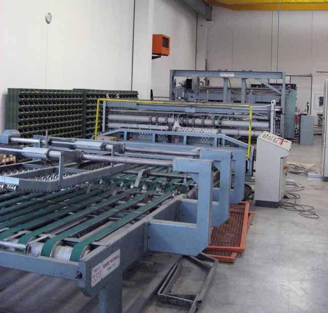 Piemonte Meccanica 33.13, Folder Gluer