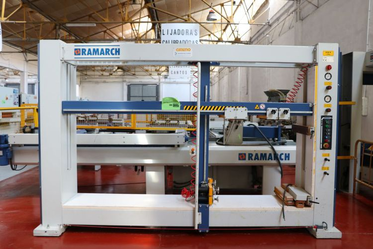 Ramarch PN 31, AUTOMATIC-SEMIAUTOMATIC CARCASE PRESS