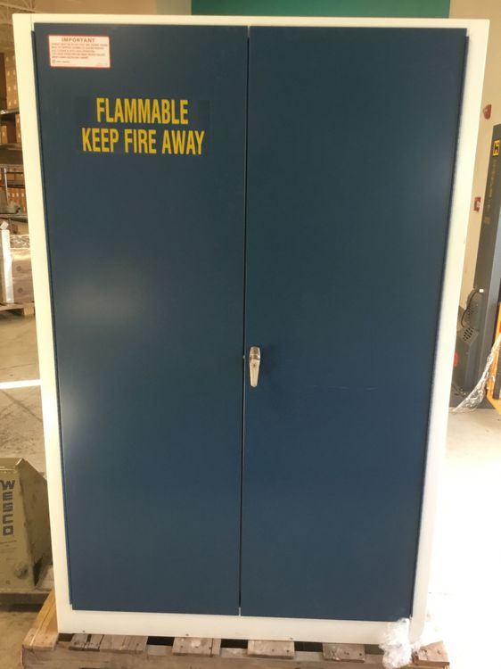Thermo Scientific Hamilton Flammable Liquid Storage Cabinet