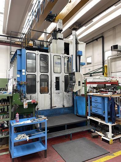 Toshulin SKIQ 12 CNC C Vertical CNC Lathe
