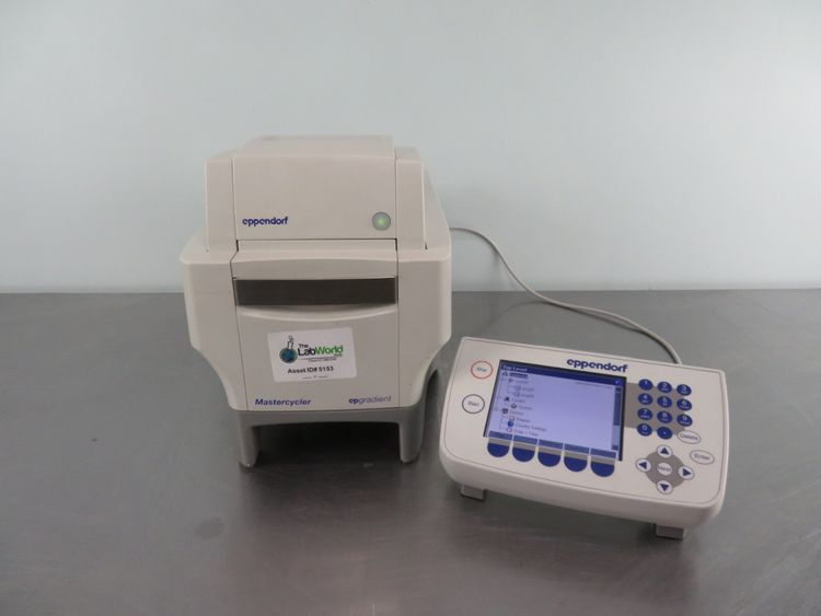 Eppendorf Mastercycler Ep Gradient Thermal Cyclers