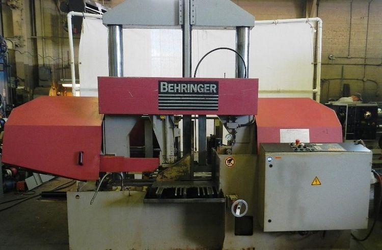 Behringer HPB 530A HORIZONTAL BAND SAW Semi Automatic
