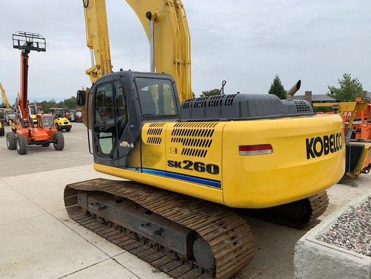 Kobelco SK260LC Excavator