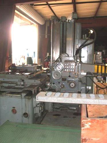 Devlieg 3B-48 JIG MILL  1200 rpm