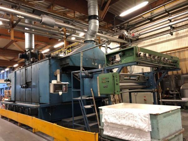 Obermaier 240 Cm Belt Dryer