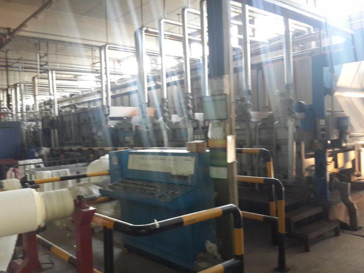 Kleinewefers, Ramisch Continuous washing machine