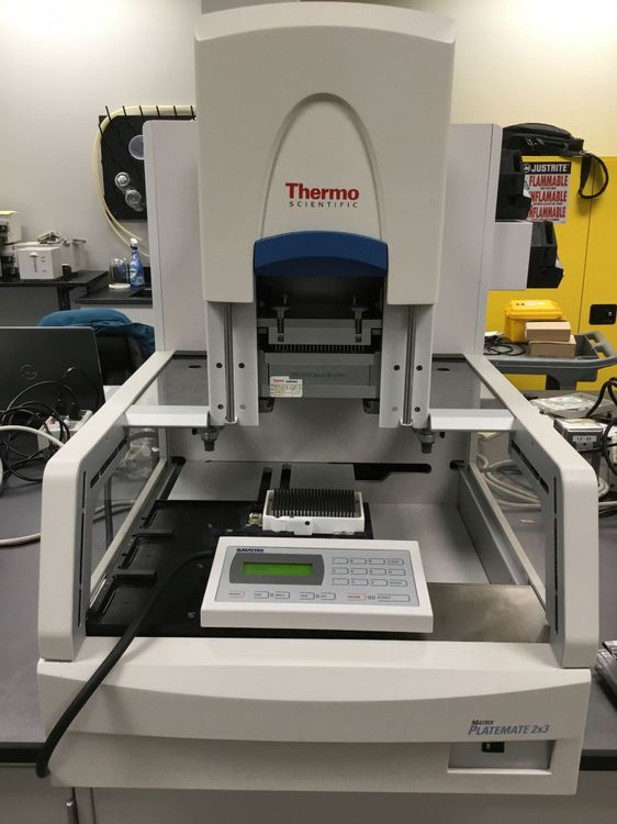 Thermo Scientific Matrix Platemate 2 X 3 with 96 Well Head