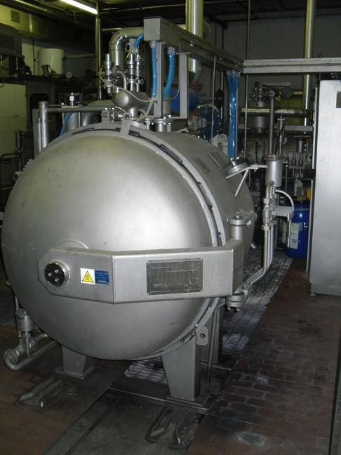 Minox RPO/50 Yarns on bobbins Dyeing Machine