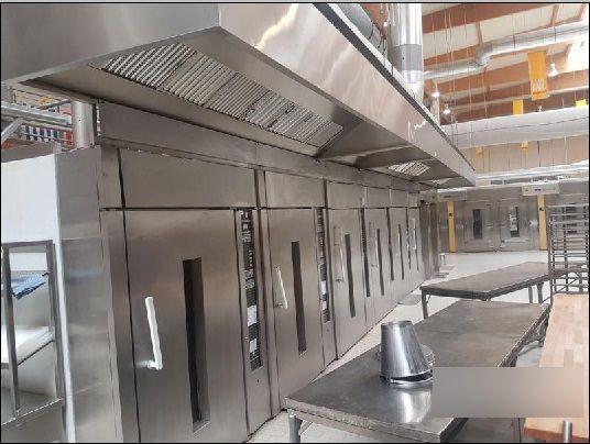 WP REC 1280 rack oven