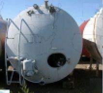 Others Horizontal Tank 3,500 Gallon