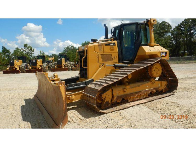Caterpillar D6NLGP Bulldozer