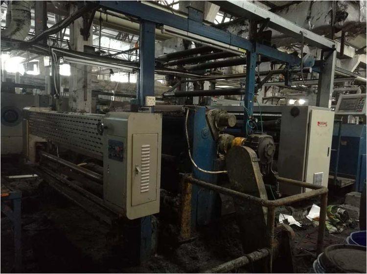 Babcock 200 Cm Stenter machine