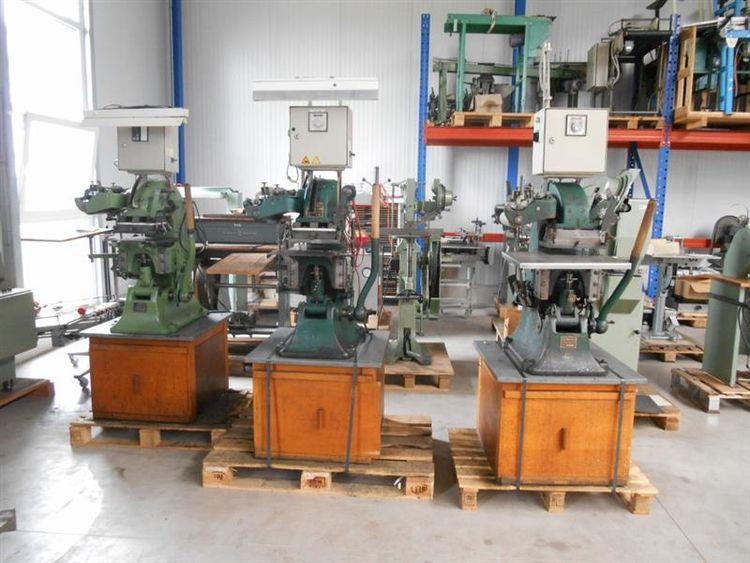 Mansfeld PR Hot stamping machine manual