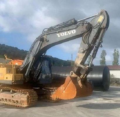 Volvo EC 360 CNL Tracked Excavator