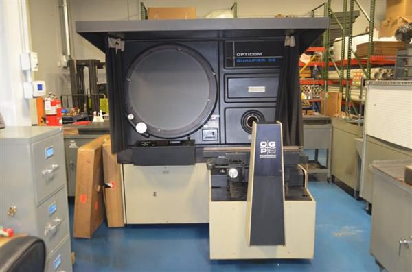 """OPTICAL GAGING PRODUCTS OQ-30S 30"""" OPTICAL COMPARATOR"""