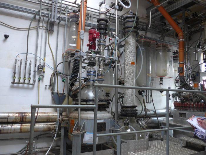 De Dietrich STA 100 - Reactor
