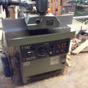 SCM T110, SPINDLE MOULDER