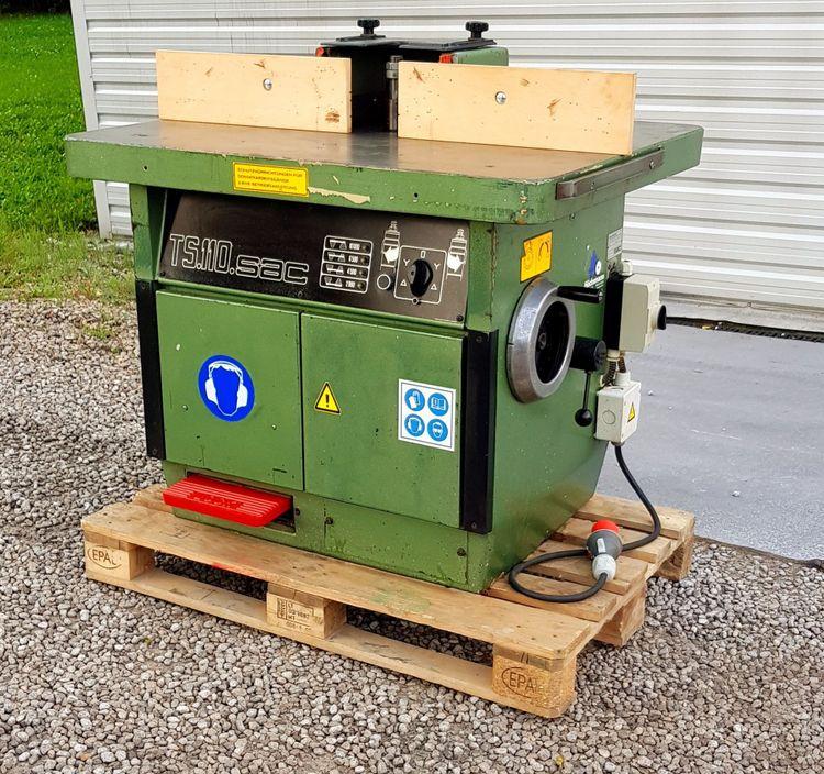Sac TS110 Spindle moulder