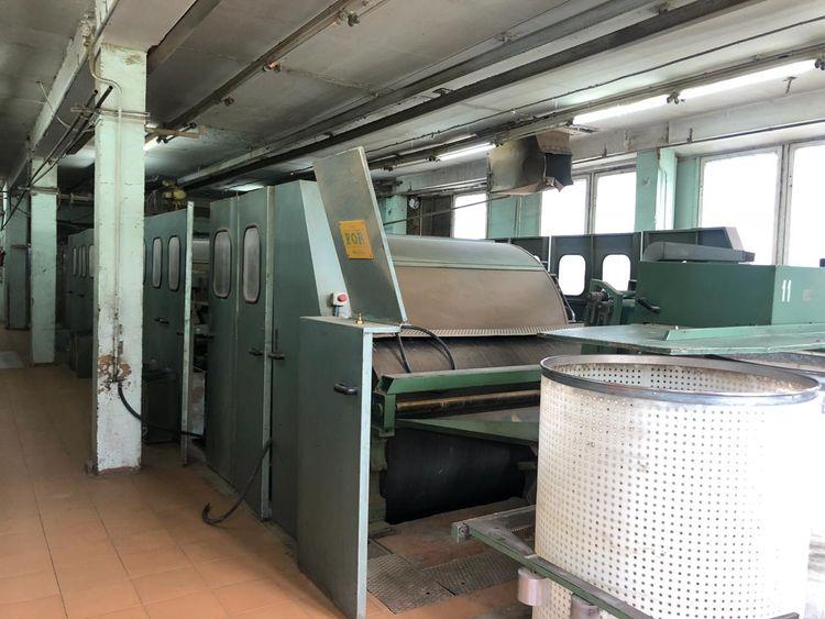 2 F.o.r carding machines