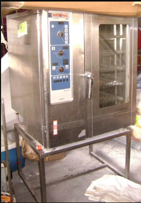 Rational CCM S01 Combi Oven