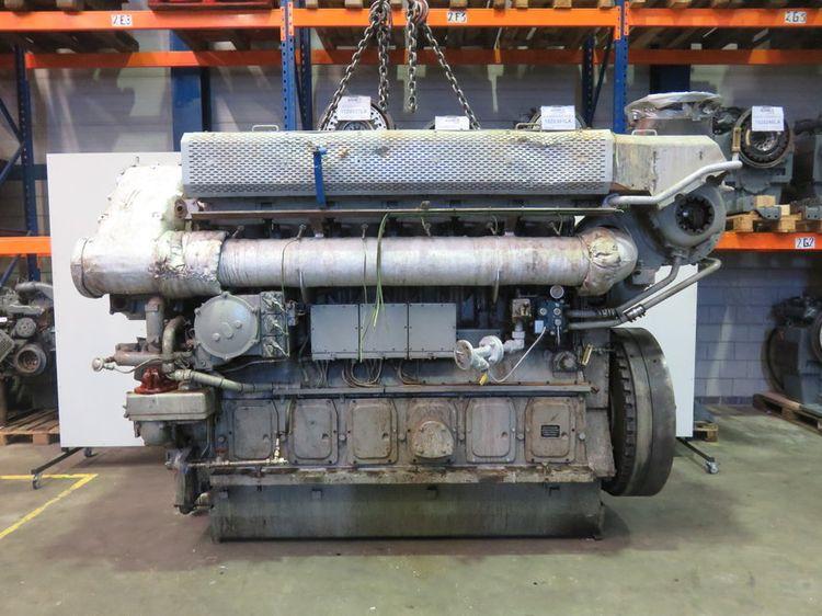 Deutz SBV 6M 628 Marine diesel engine