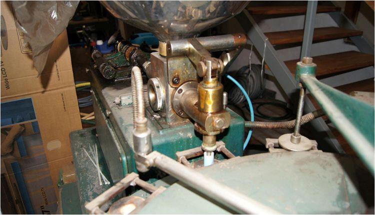 Cotuplas 838 Boarding Machine