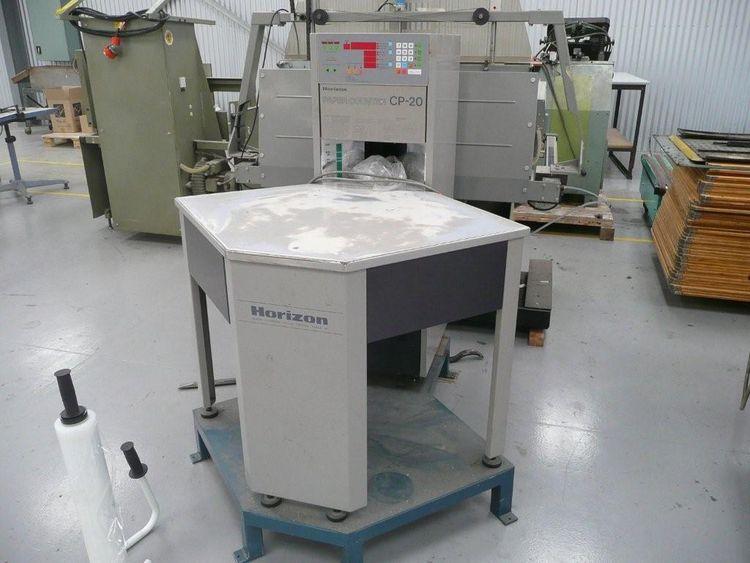 Horizon Paper Counter