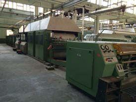 Others Sizing machine 320 Cm