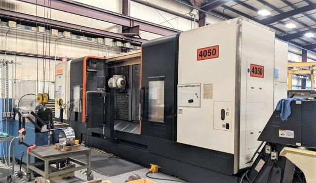 Mazak MAZATROL MATRIX 2 CNC CONTROL 10000 RPM INTEGREX e-500H-SII 5-AXIS CNC LATHE 5 axis