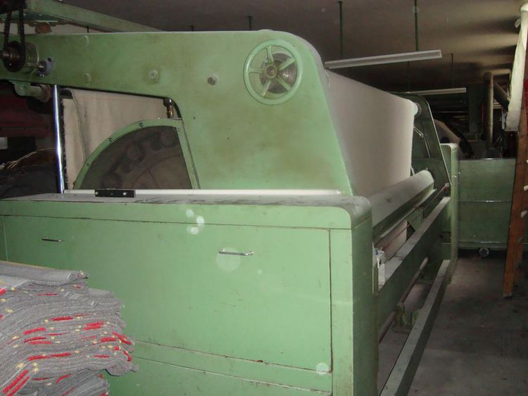 Scholaert Raising machine 300cm For blanket