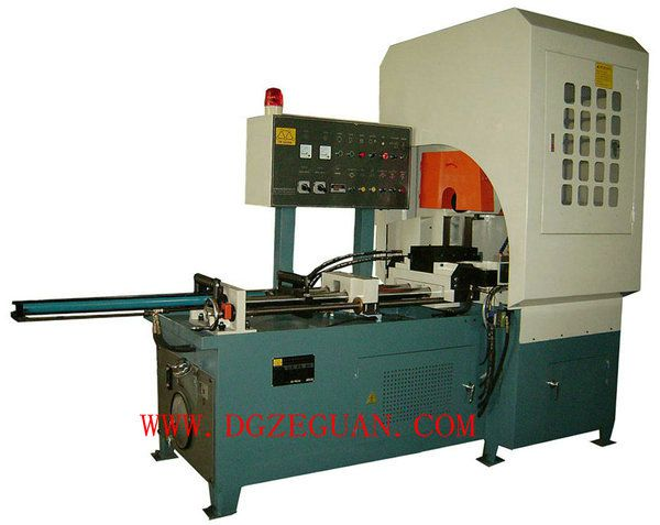 ZG-450FA  automatic oil pressure aluminum cutting machine, hydraulic pressure automatic aluminum cutting machine  automatic