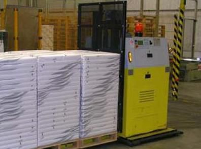 Others 1,2 m/s Automatically guided transport device/ pallets