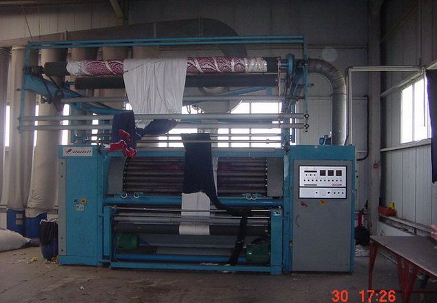 Brazzoli complete dyeing and finishing installation