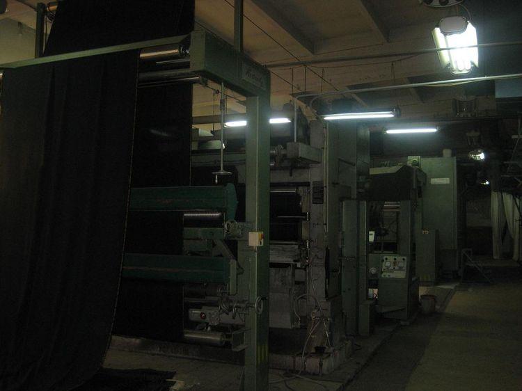Krantz 200 cm Krantz stenter machine