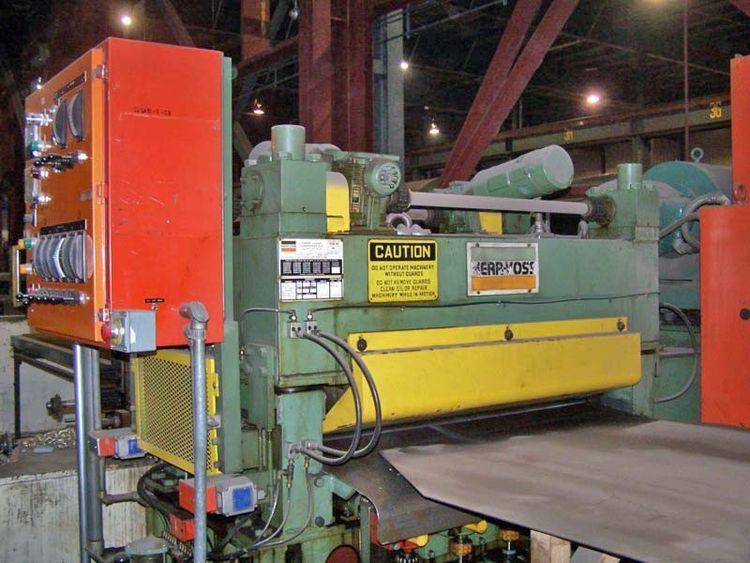 Herr Voss Precision Leveler - 6 HI 54-1.500-19-6-6 HI-RH