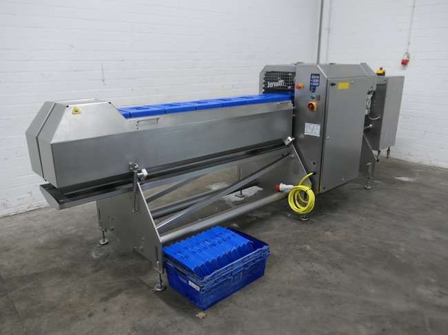 Marel TSM2-C165 PROFILER SLICING MACHINE