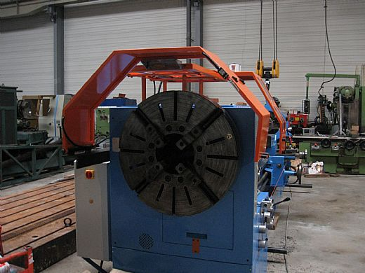 Gurutzpe Oil Country Engine lathe type 500 rpm SUPER-AT/400