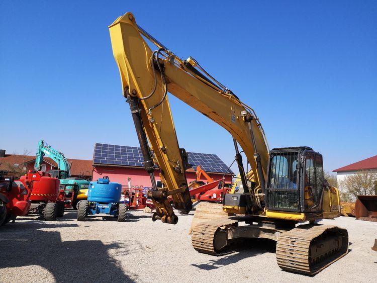 New Holland E 215 Tracked Excavators