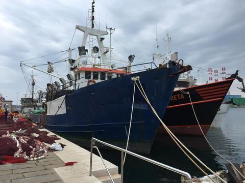 Fishing Vessel 63 t