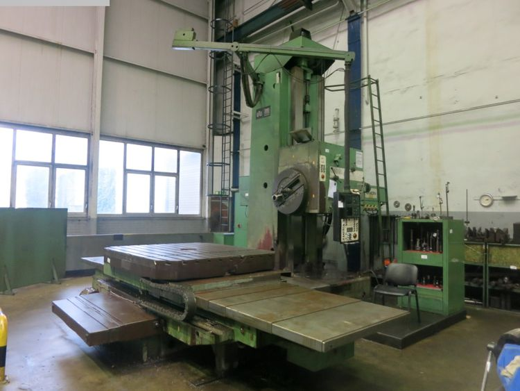 Union BFT 130-6 130 mm 900 rpm