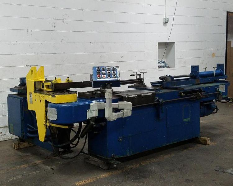 Pines 2 horizontal mandrel type tube bending machine