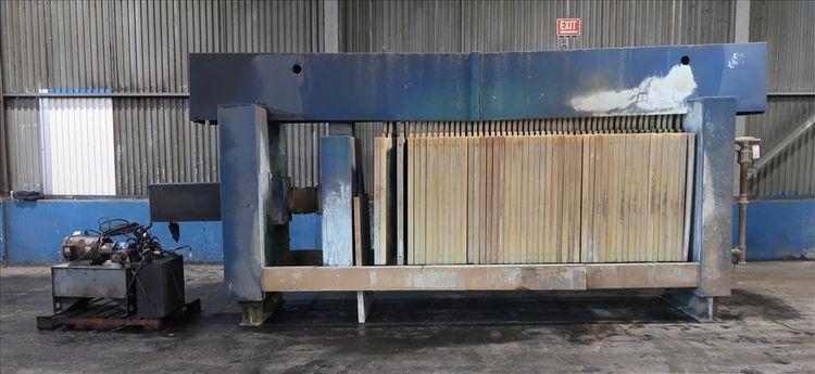 Clow Plate Filter Press
