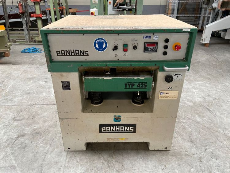 Panhans DH425, Thicknesser