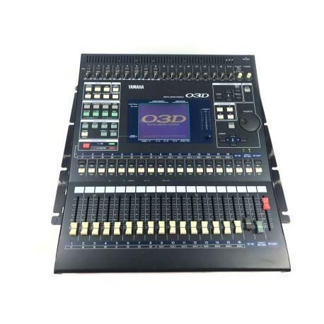 Yamaha O3D Audio Mixer