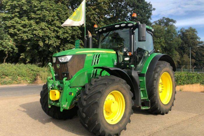 John Deere 6215R Tractor