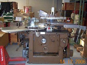 Sapal ZRM  Folding & Wrapping Machine for Chocolate Sticks